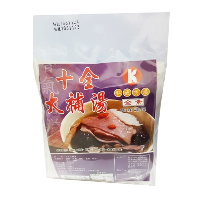 展瑄 十全大補湯(120g)