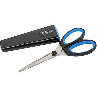 澳洲 WILTSHIRE 專利磨刀鞘+剪刀組