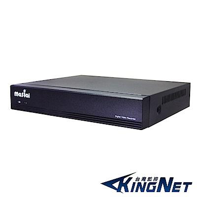 台灣製造 8路4聲HD1080P監控主機五合一混合機