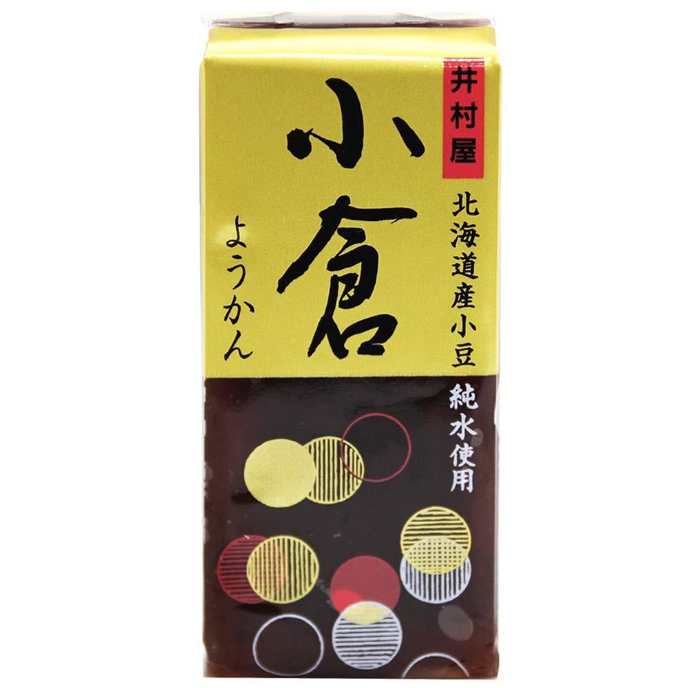 井村屋 迷你羊羹-小倉紅豆(58g)