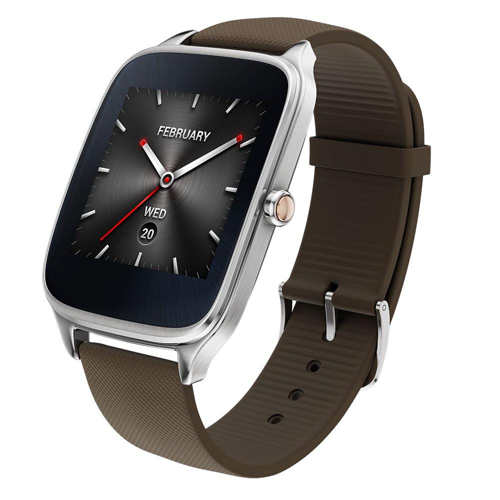ASUS ZenWatch2 智慧手錶-率性運動咖