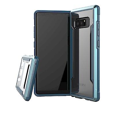 DEFENSE 刀鋒極盾II Samsung Note8 耐撞擊手機殼(金屬藍)