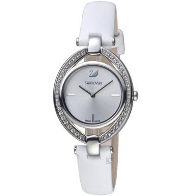施華洛世奇SWAROVSKI Stella嫵媚流線時尚腕錶(5376812)