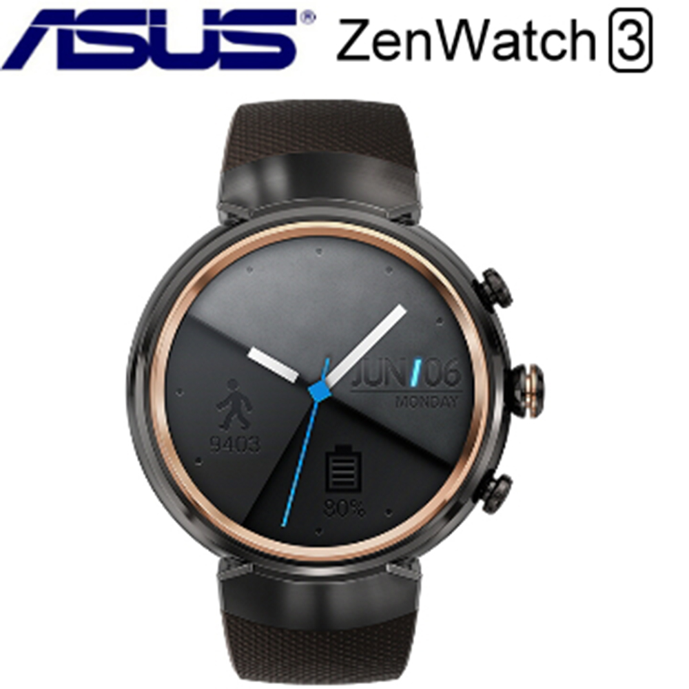 ASUS ZenWatch 3 (WI503Q) 智慧錶