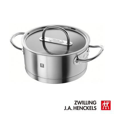 德國雙人-ZWILLING-Prime-湯鍋-20公分-2-8L