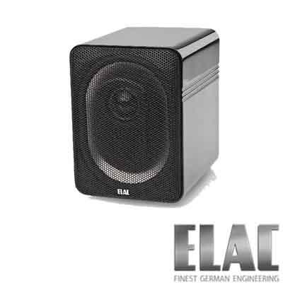 ELAC德國精品 書架型揚聲器(301.2)-對