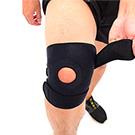 三段加壓可調式護膝蓋 -快速到貨