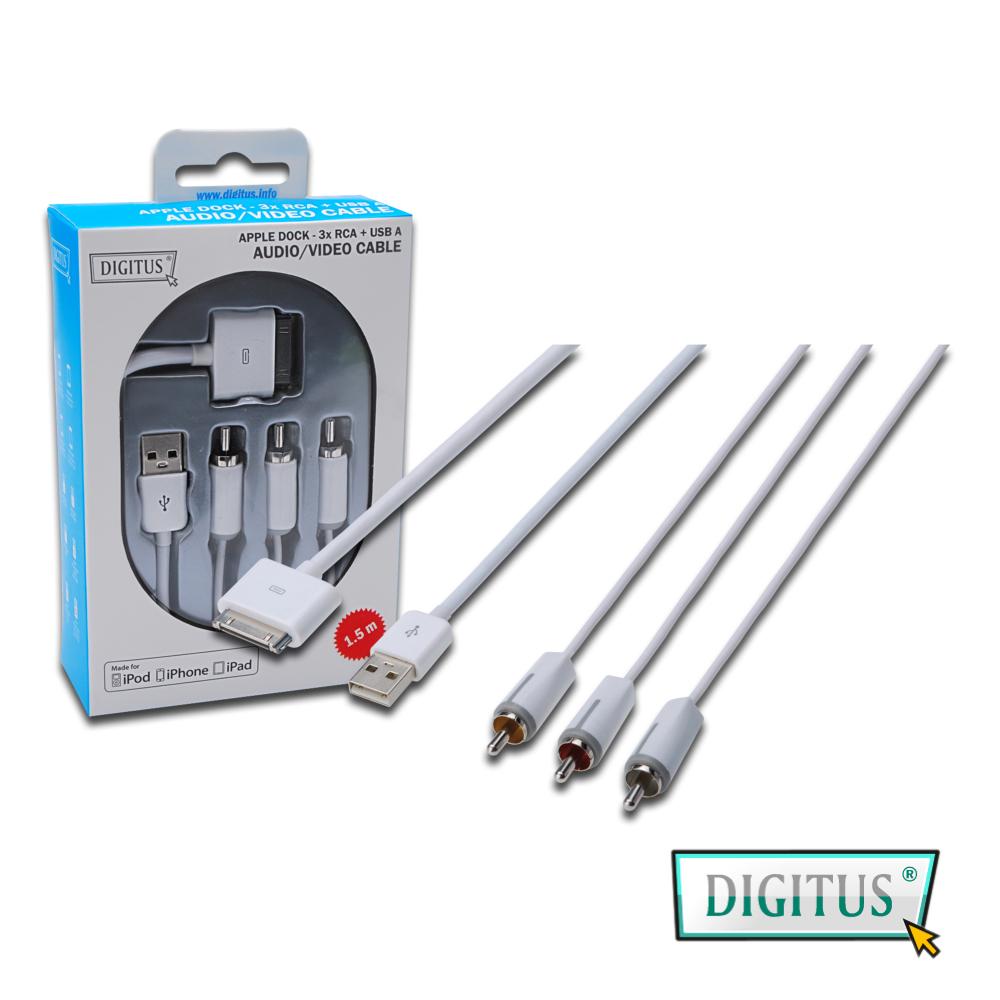 曜兆DIGITUS USB3.0轉RJ-45 Giga 1000Mbps超高速網路卡-支援