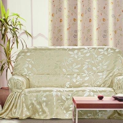 《布安於室》靼葉DIY3人座沙發罩