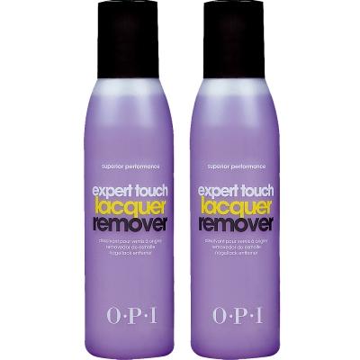 OPI Lacquer Remover 高效溫和專業去光水110ml*2