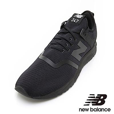 New Balance 復古鞋 MRL247DA-D中性黑色