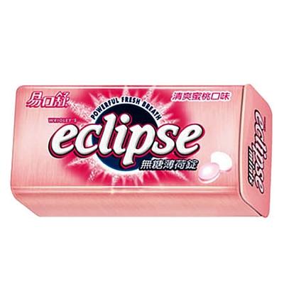 Eclipse易口舒 清爽蜜桃(46粒)