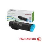 FujiXerox 彩色315系列原廠CT202607標準容量藍色碳粉匣