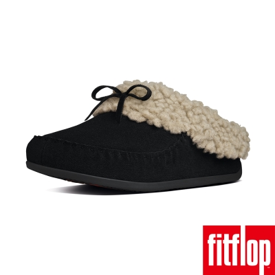 FitFlop TM-THE CUDDLER TM SNUGMOC-黑色