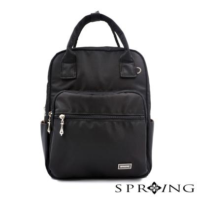 SPRING-後背包-樂悠遊輕量尼龍後背包