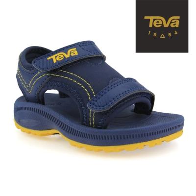 TEVA 美國 幼童 Psyclone 4 運動涼鞋(海軍藍)