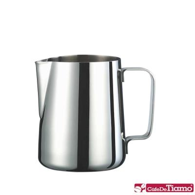 Tiamo 全不鏽鋼拉花杯 300cc ( HC7019 )