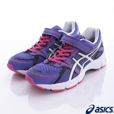 asics競速童鞋-經典運動08N-3501紫(小童段)-N0
