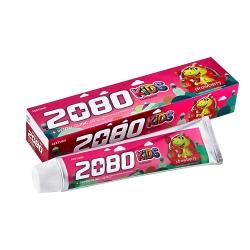 韓國2080 強齒健齦兒童牙膏-草莓(80gX3入)