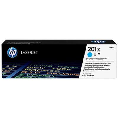HP CF401X / 201X   原廠藍色高容量碳粉匣