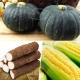 鮮採家 小資家庭蔬果箱(人蔘山藥+栗子南瓜+黃玉米) product thumbnail 1