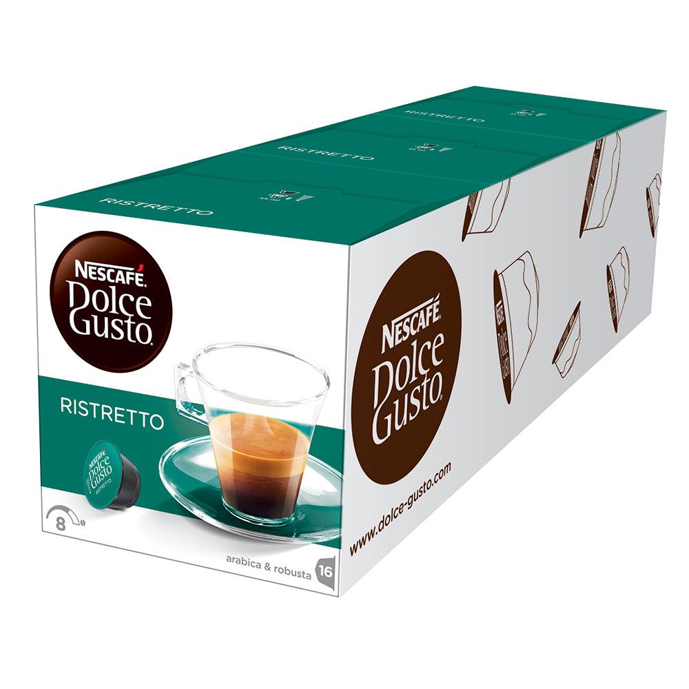NESCAFE Dolce Gusto 義式濃縮濃厚咖啡膠囊