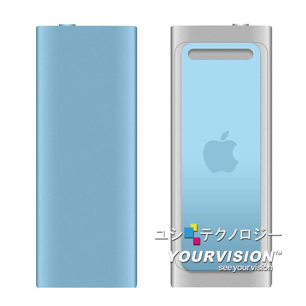 iPod 三代Shuffle全包機身膜(贈控制器膜+保護套)