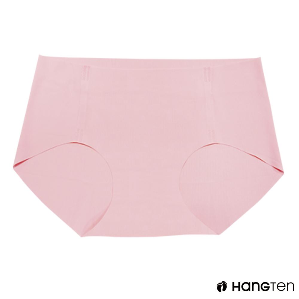 HANG TEN 零束縛無痕三角褲_粉紅(HT-C21001)