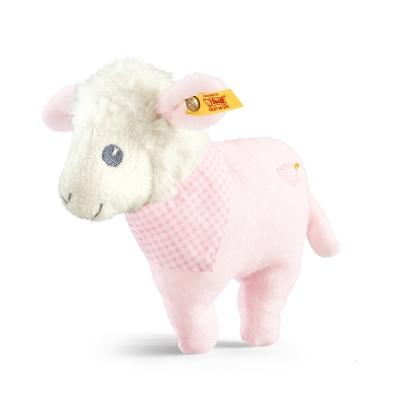 STEIFF德國金耳釦泰迪熊 - Sweet Dreams Lamb (北鼻手搖鈴)