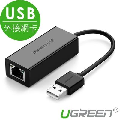綠聯 USB外接網路卡