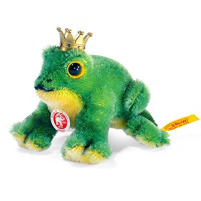STEIFF金耳釦泰迪熊 - Happy Frog (9cm)