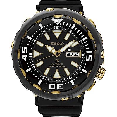(無卡分期6期)SEIKO精工 Prospex Scuba 水中蛟龍機械腕錶(SRPA82J1)