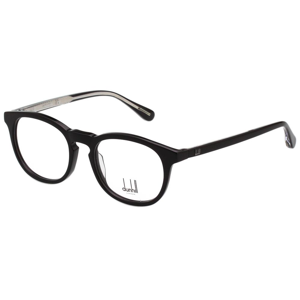 Dunhill 復古 光學眼鏡 (黑色)VDH062