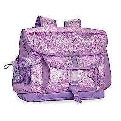 美國Bixbee - 閃采系列夢幻紫中童輕量舒壓背書包