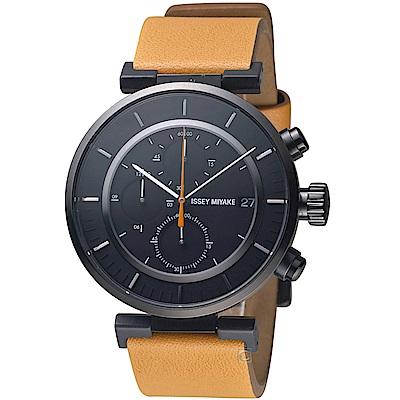 ISSEY MIYAKE三宅一生W系列強勁計時腕錶( VK67-0010J )