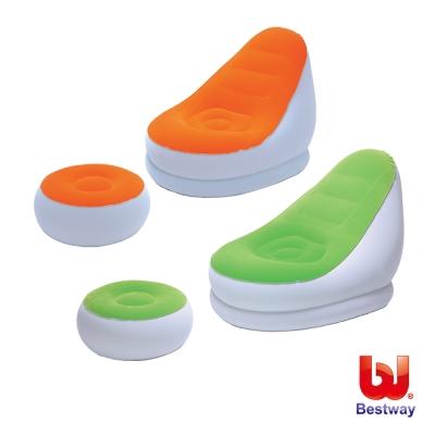 時尚單人充氣沙發/充氣椅(75053)