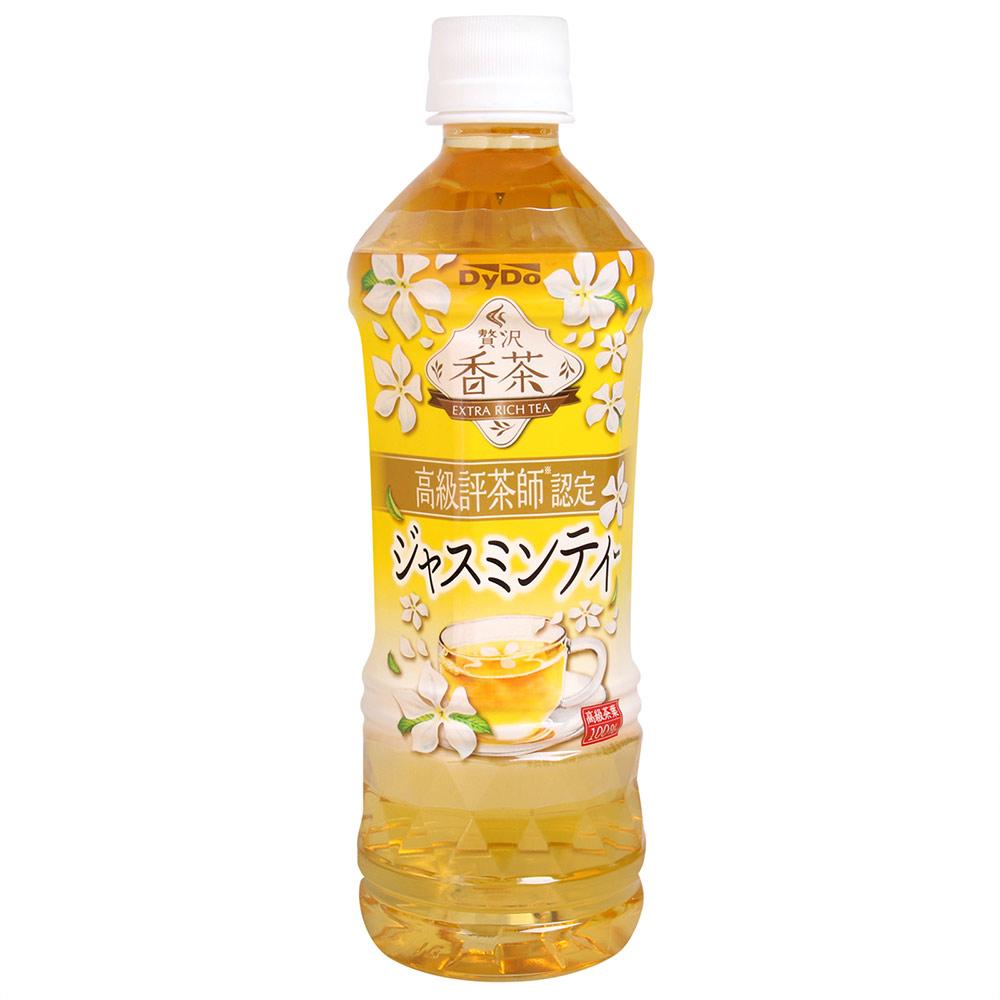 DYDO 贅澤香茶-茉莉花茶(500ml)