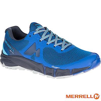 MERRELL AGILITYFLEX GTX 野跑男鞋-藍(09649)