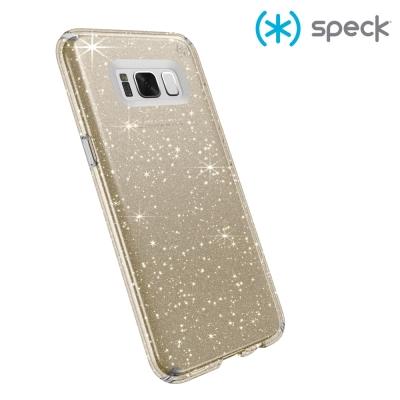 Speck Presidio CLEAR+GLITTER 三星Galaxy S8...