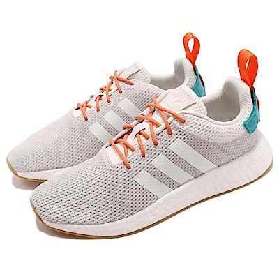 adidas 慢跑鞋 NMD_R2 運動 男鞋