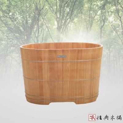 雅典木桶 頂級肖楠木 高60CM 泡腳桶