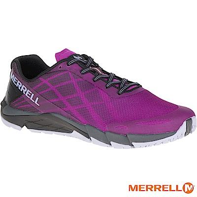 MERRELL BARE ACCESS FLEX 女跑鞋-紫(09650)