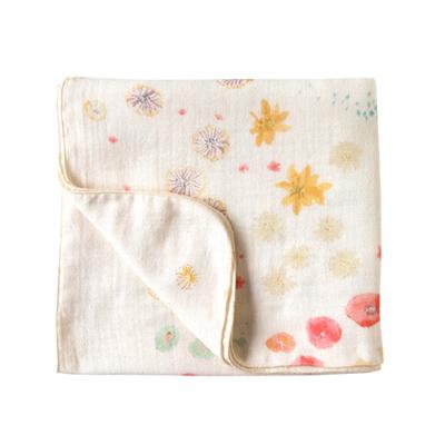 NAOMI ITO MY FLOWER多功能紗布巾