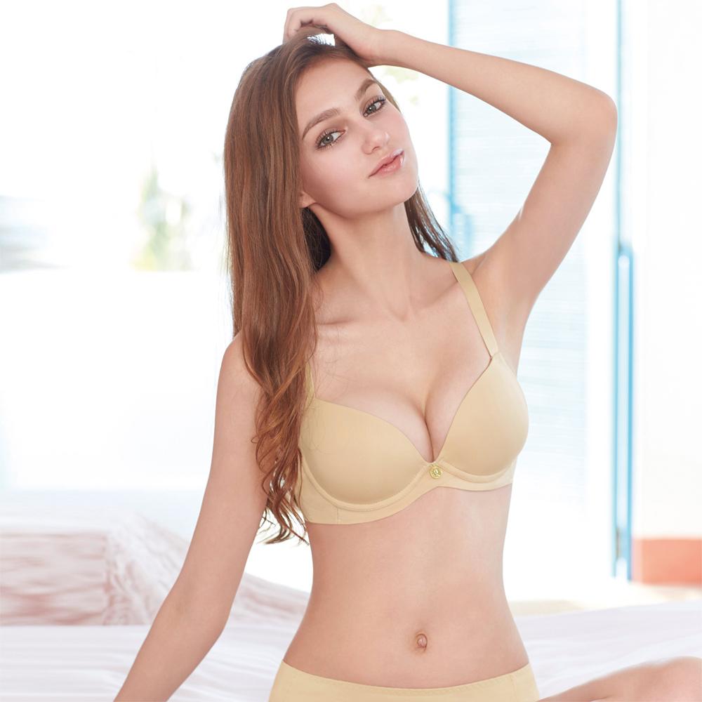 曼黛瑪璉-16SS紓壓好動-保氧內衣  B-E罩杯(雅致膚)