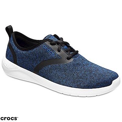Crocs 卡駱馳 (男鞋) LiteRide男士繫帶鞋 205162-4HB