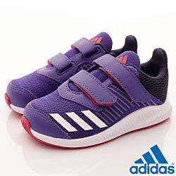 adidas童鞋-輕量休閒慢跑款-EI977紫(寶寶段)T