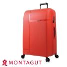 MONTAGUT夢特嬌-28吋專利雙層齒防爆拉鍊飛機輪旅行箱-PP系列