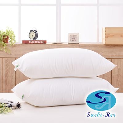 Saebi-Rer 天然防蹣防蚊四孔枕-支撐型-2入(法國Greenfirst技術)
