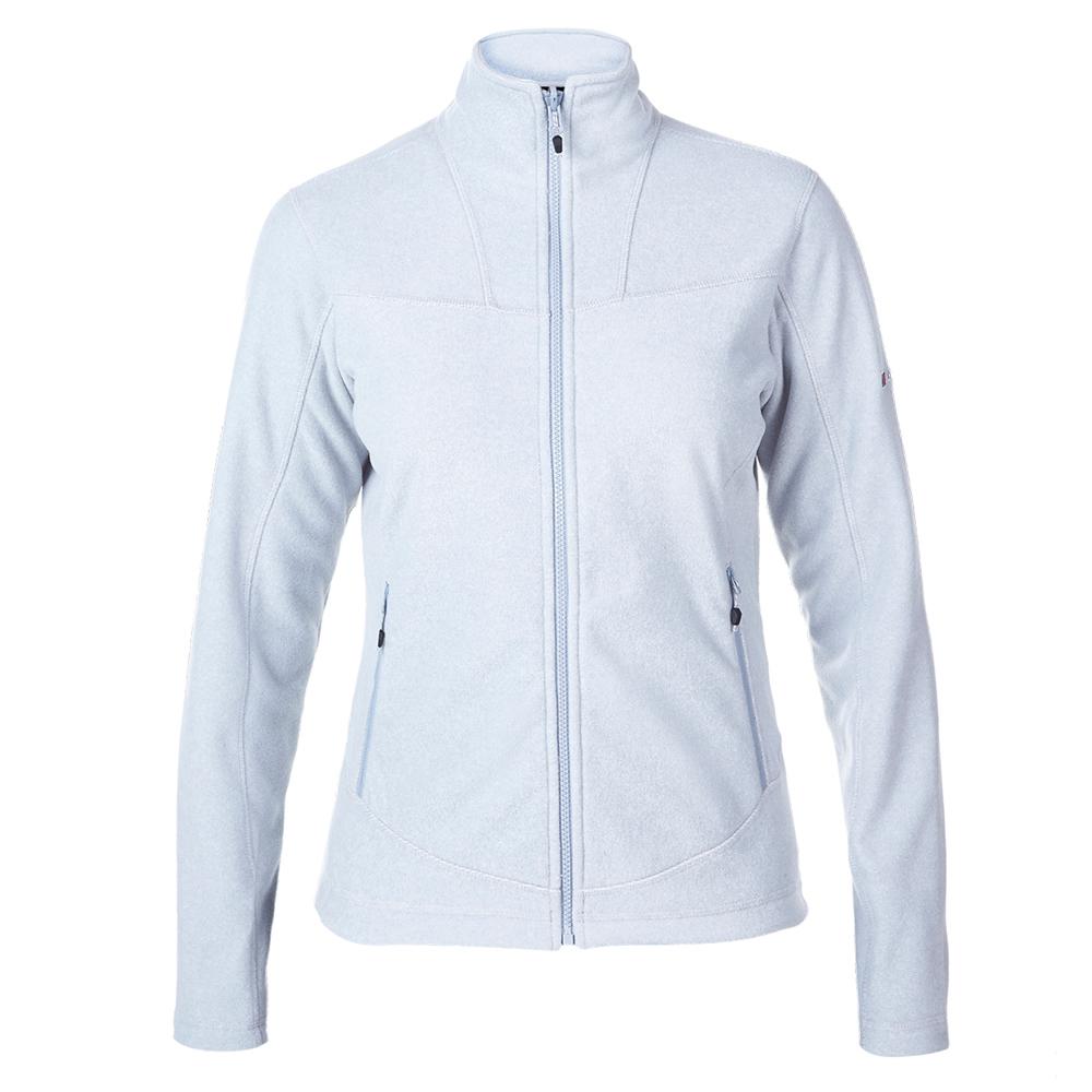 【Berghaus 貝豪斯】女款刷毛保暖纖維外套H22FS3灰