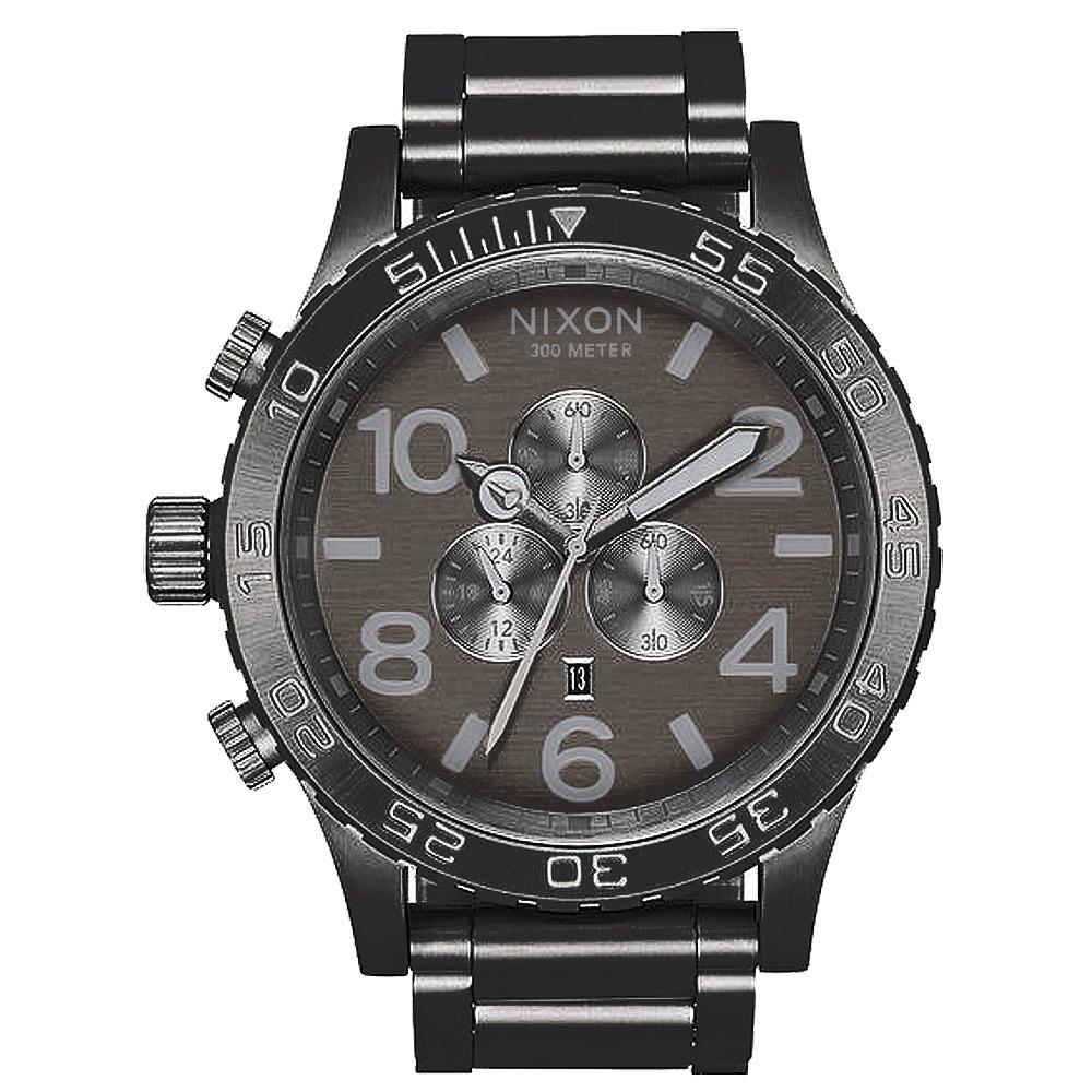 NIXON 51-30 CHRONO潛龍諜影運動腕錶-A0832090 51mm